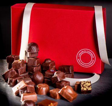 Ballotin Chocolat Lait
