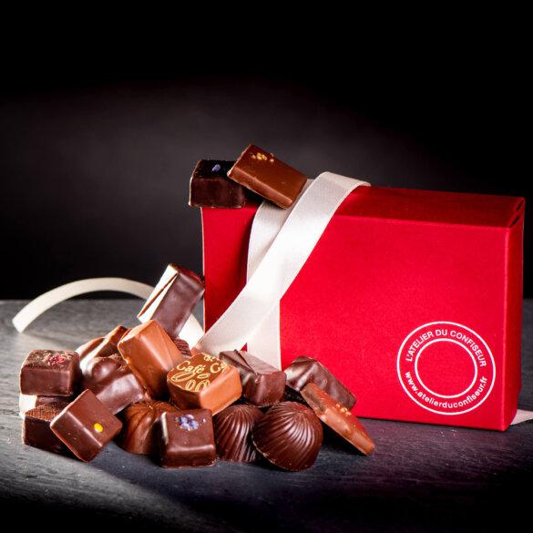 Ballotin Chocolat Noir Chocolat Lait